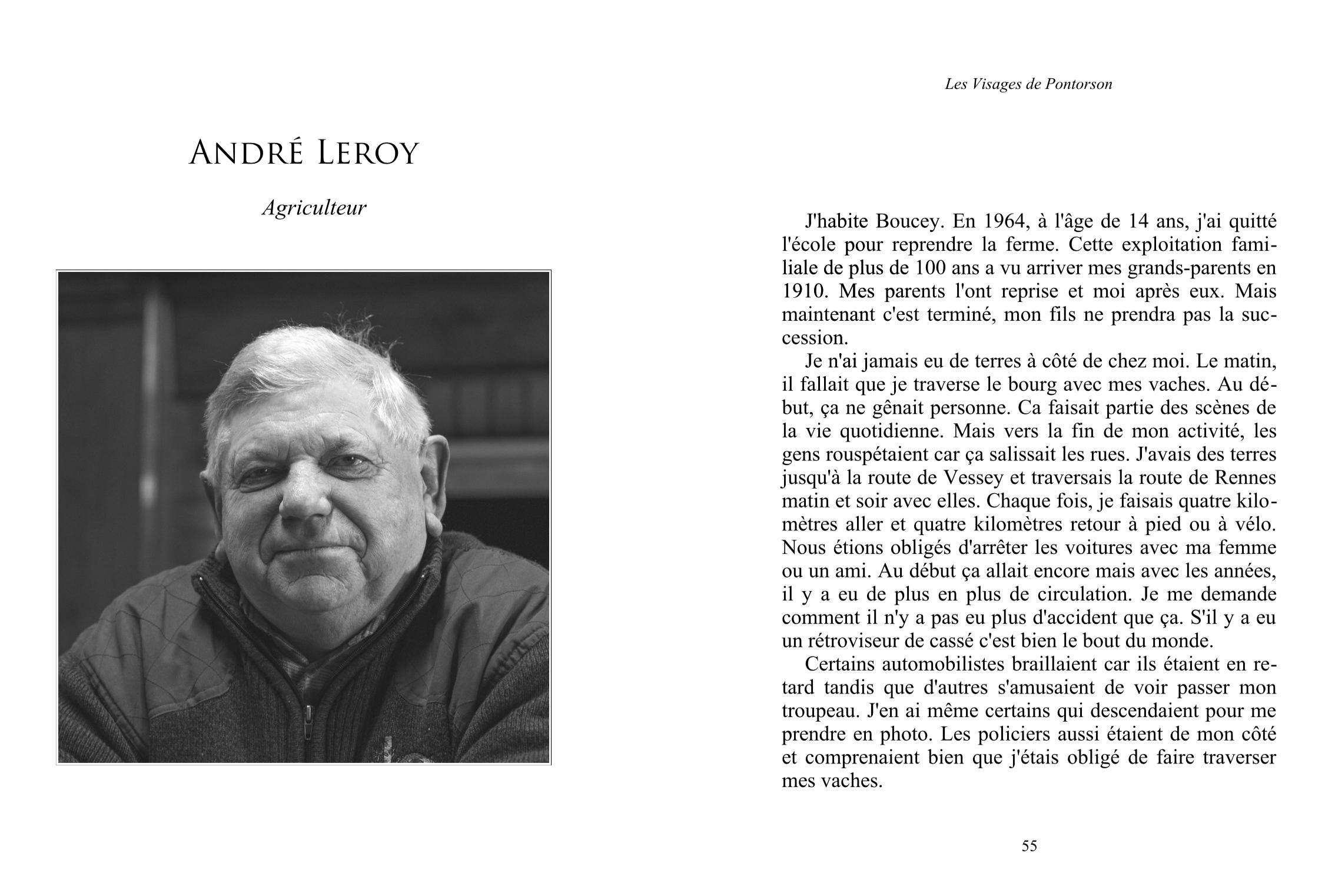 Mr leroy